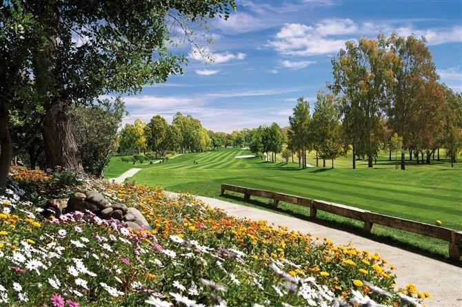 Atalaya Golf Club - Marbella, #golf #marbella #costadelsol, http://www.tripcaddy.es