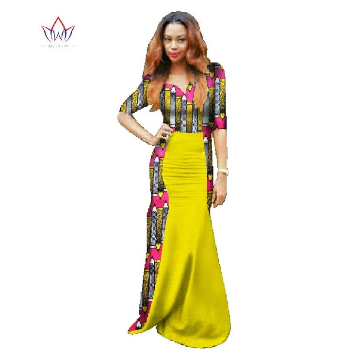 39.68$  Know more - 2017 african women long ropa africana de mujer african print dresses bazin dashiki sexy african dresses party dress WY344   #shopstyle