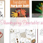 Thanksgiving Activities for Kids + Free Printable Color by Number Turkey - Simple Living Mama