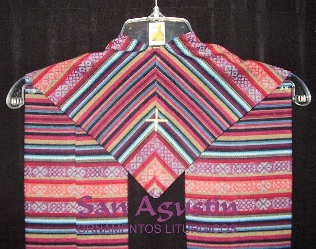 San Agustin Ornamentos Litúrgicos - Argentina: Estolas de Aguayo