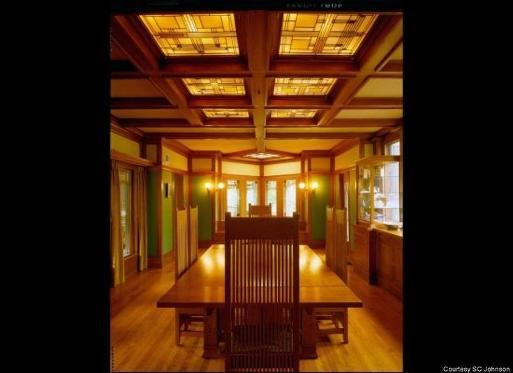 62 best images about arts crafts interiors on pinterest craftsman arts and crafts movement Frank lloyd wright the rooms interiors and decorative arts
