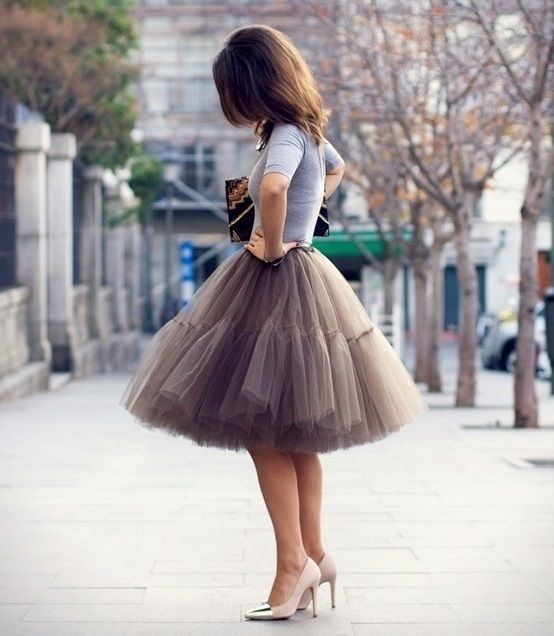 Faldas para bodas de noche; Inspiración y Tendencias | TMO