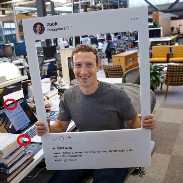 Mark Zuckerberg klebt Webcam ab: So paranoid ist der Facebook-Boss | Blick
