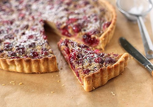 : Brown Sugar Custard-Cranberry Tart others: Apple Galette Apple ...