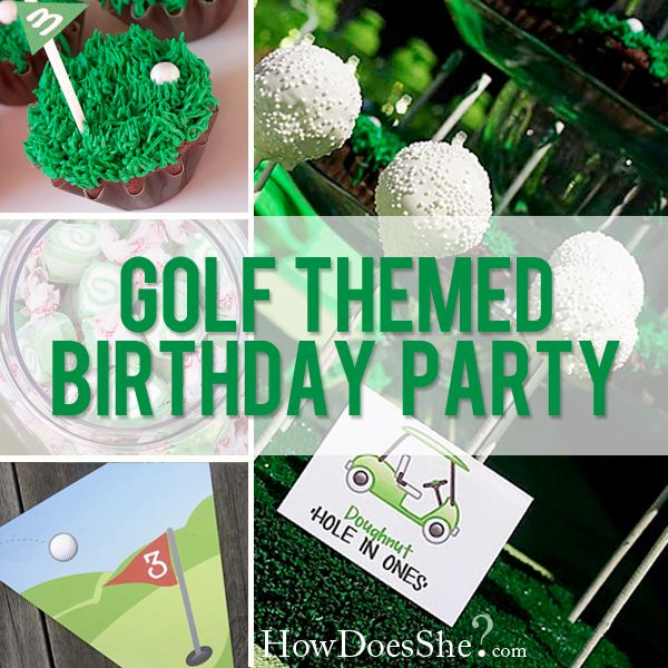 Golf Themed Party Decorating Ideas Part - 27: Getting Super Excited For His Party At The End Of June. Itu0027s Going To Be