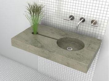 Zen Garden Zink - Gau Design