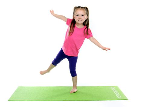 kite pose falling star benefits stretches arms