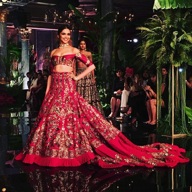 Ravishing Deepika Padukone walks the ramp for Manish Malhotra at FDCI India Couture Week. She closed the show wearing the designer's stunning and magnificent creation which feature beautiful and intricate embroidery, heavy long trail and an off-shoulder blouse. The ace designer's latest collection 'The Persian Story' is inspired by the beauty of Persia and the …