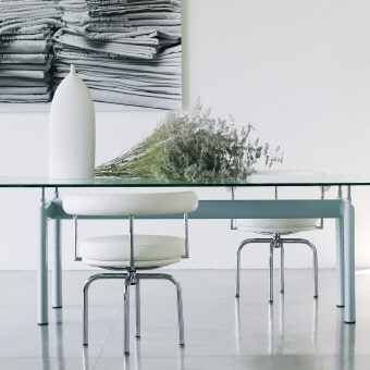 LC7 chair (Le Corbusier / CASSINA)