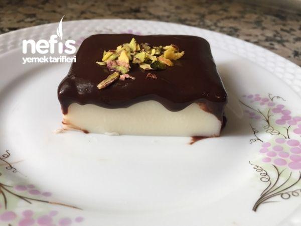 Çikolata Soslu Tavuk Göğsü