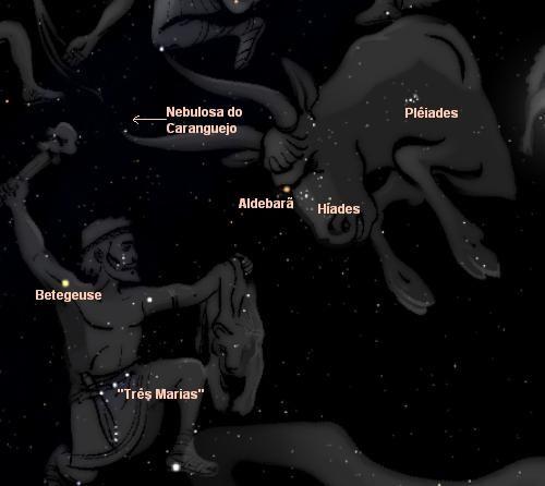 A Constelação de Touro