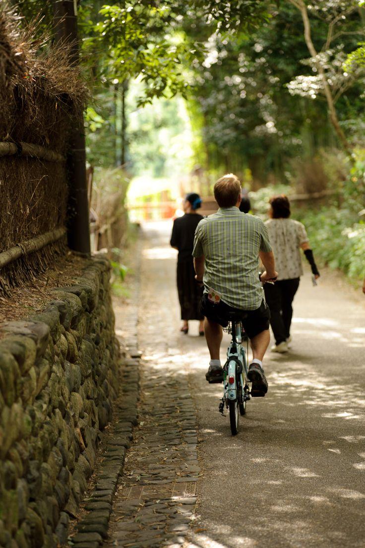 Typical Lane -- Arashiyama (嵐山) -- Kyoto, Japan -- Copyright 2011 Jeffrey Friedl, http://regex.info/blog/