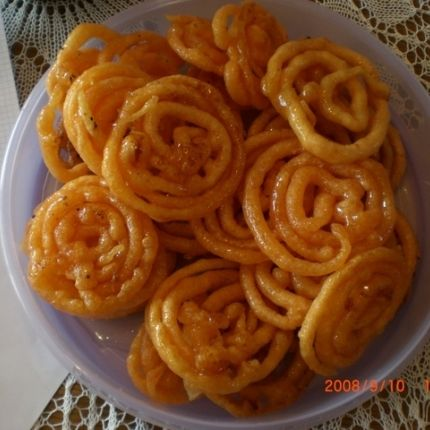Zlabia | Marokkanisch Essen