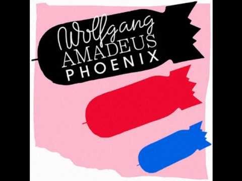 Phoenix- Wolfgang amadeus (Full Album)