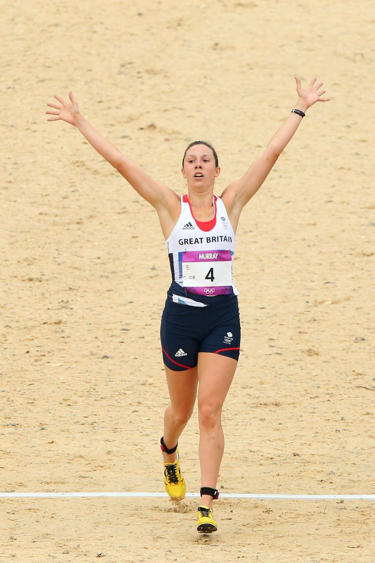 Samantha Murray- Silver Medallist in Modern Pentathlon