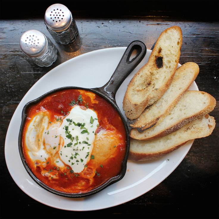 "Pad the stomach with ""eggs in purgatory"" before bringing out the devil with Pennsylvania 6's new bloody and Champagne bar. Photograph courtesy of Pennsylvania 6"