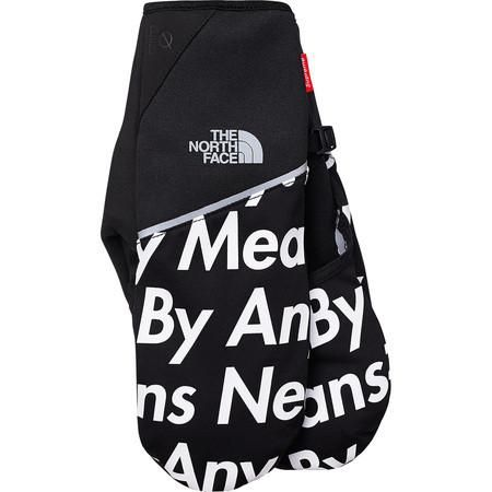 SUPREME/THE NORTH FACE WINTER RUNNER GLOVES