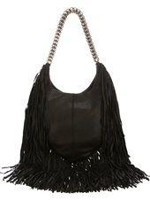 BARBARA BONER - fringe bag#barbaraboner #boner #fringe #bag #womens #leather #fartech #shoponline #newin #newarrivals #dolcitrame #dolcitrameshop #aw13