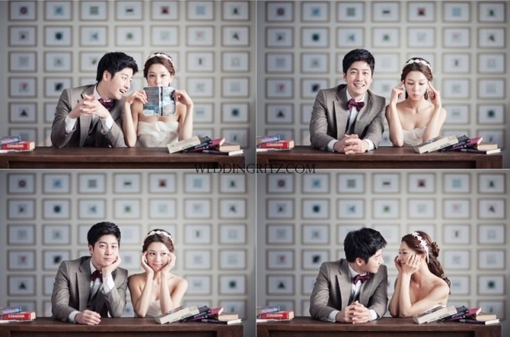Korea Pre-Wedding Photoshoot - WeddingRitz.com » Let's look at the Piona's new sample 'MOMA'2013 in full version pre-wedding in KOREA.