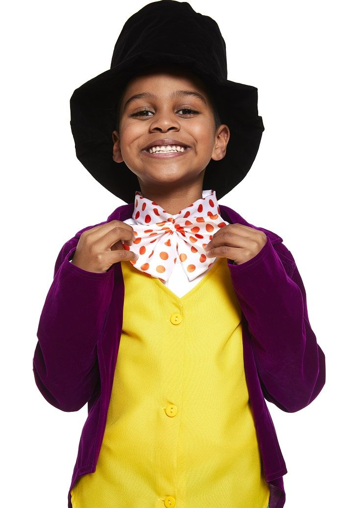 Best 25 willy wonka costume ideas on pinterest willy wonka willy wonka is one of our favourite world book day costume ideas pick up this solutioingenieria Choice Image