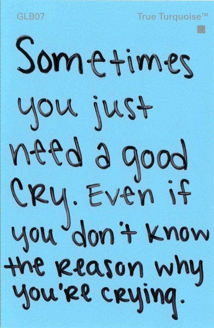 a good cry #truth #daughter