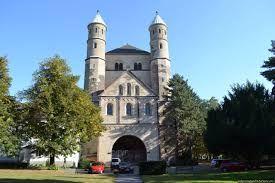 базилика св пантелеймона в кельне 980