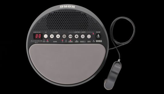 Drum Your Fingers On The Korg Wavedrum Mini