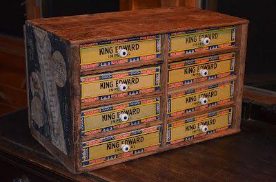 Artful Panoply: Cigar Box Storage