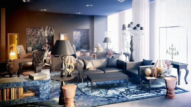Andaz Amsterdam Prinsengracht Hotel By Marcel Wanders | Hotel Design | Design & Lifestyle Blog