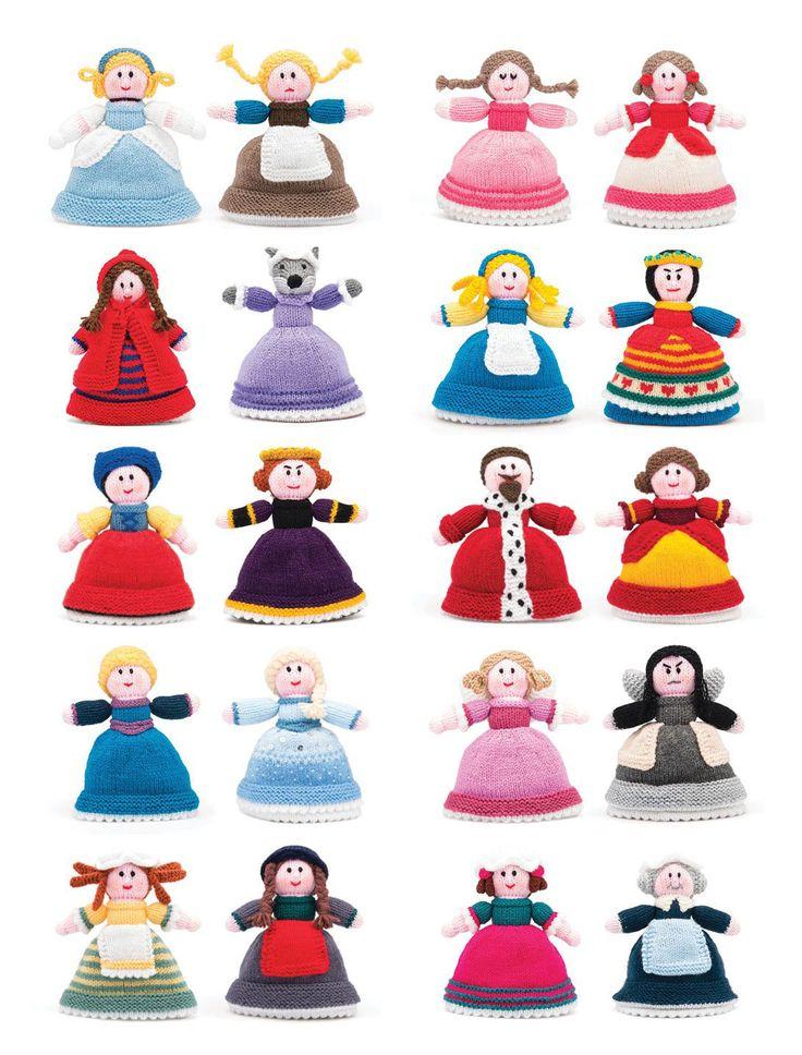 235 best Dolls images on Pinterest | Knit patterns, Knitting ...