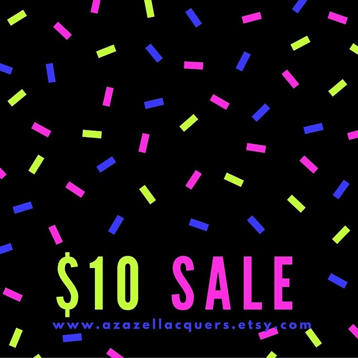 All colours by #azazelLacquers on #SALE