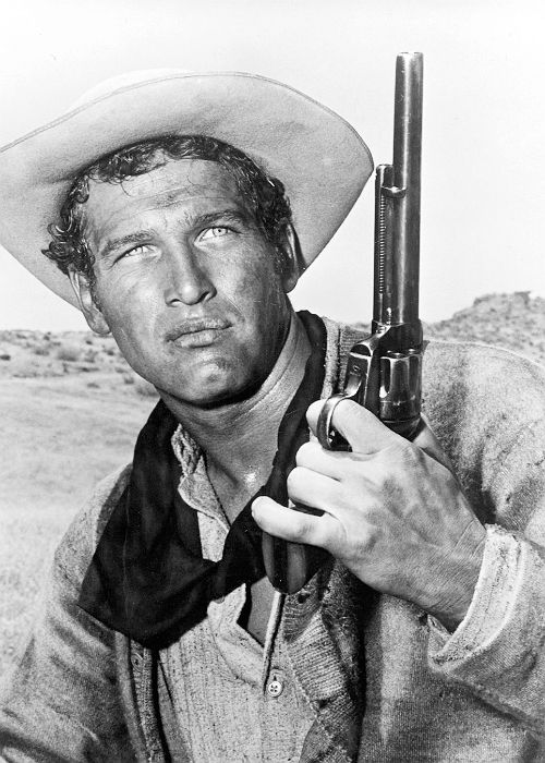 Paul Newman in The Left-Handed Gun (Arthur Penn, 1958)