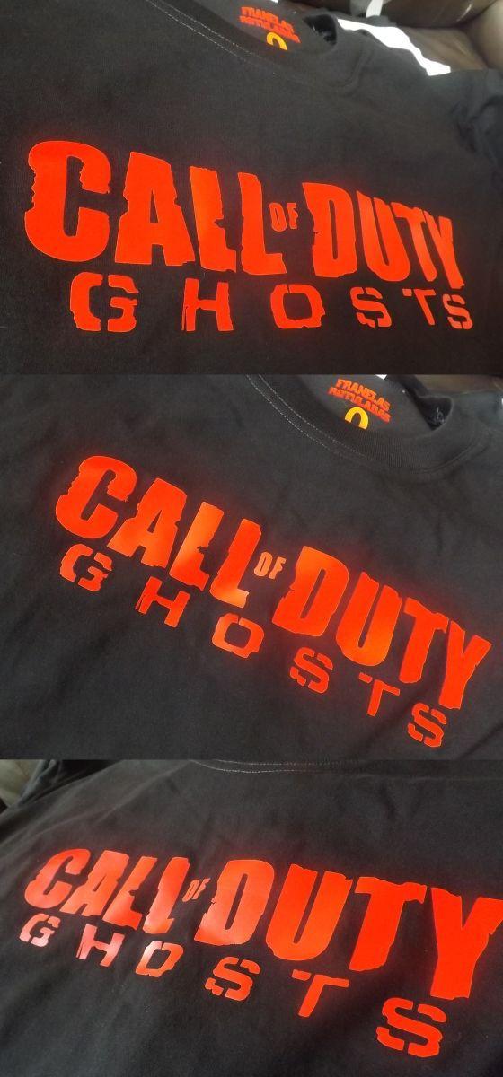 Call of Duty Ghost / tshirt / remera / franela