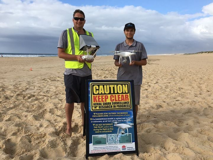 Hover UAV is proud to announce it will be conducting shark surveillance  until the end of the school holidays on NSW beaches. #shark #sharkresearch #sharksurveillance #conservation