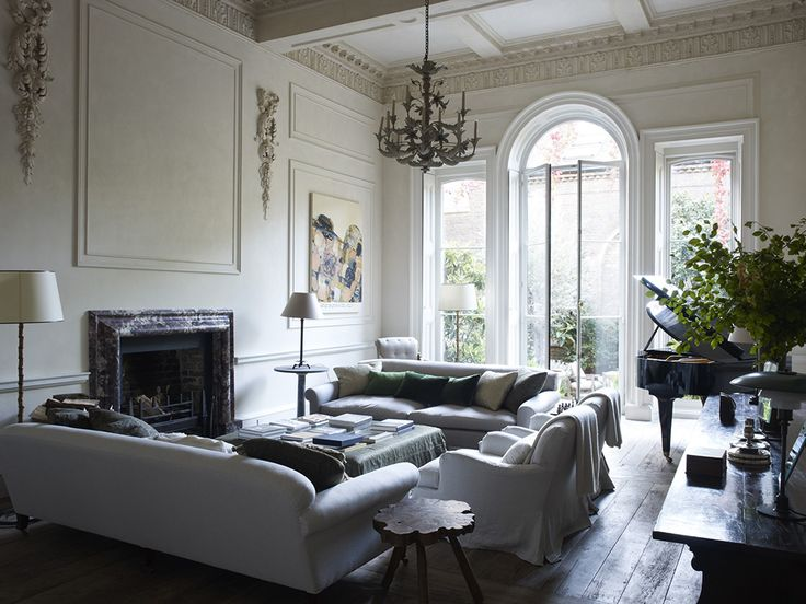My Dream Home Space By Rose Uniacke Interiors London