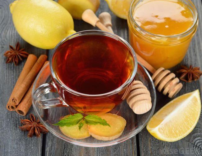 Cinnamon, honey and milk can help you kill bad breath.