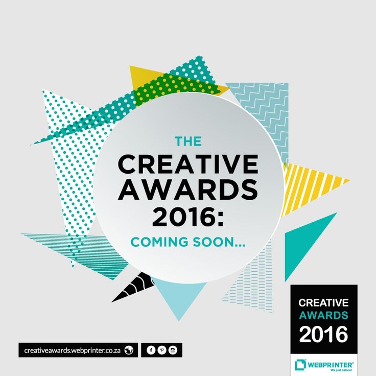 The creative Awards are coming soon. Watch this space. #media #design #art #southafrica #savewater #designstudents #win #competition
