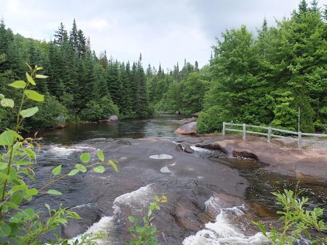 Rivière-à-Pierre, MRC de Portneuf