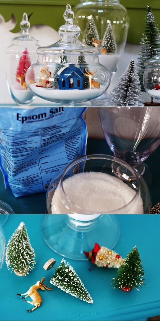DIY Beautiful Christmas Ornaments