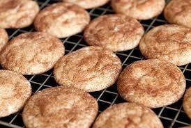 Weed Snickerdoodle Cookies