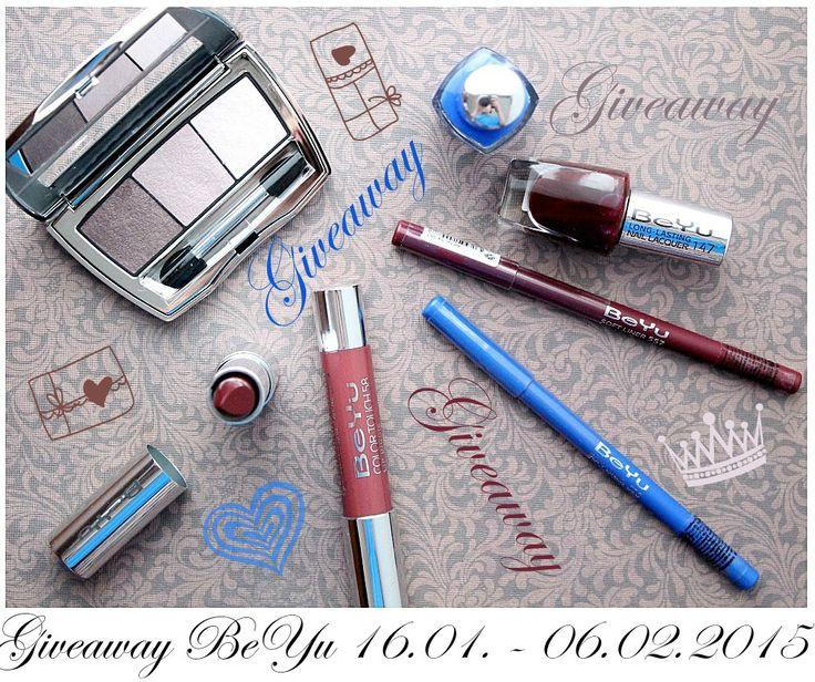 Lovely ♡ Lyu: Giveaway BeYu 16.01. - 06.02.2015