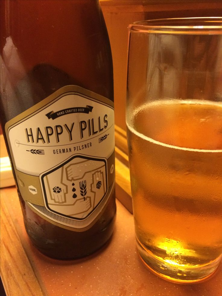 Happy pils , woodstock brewery