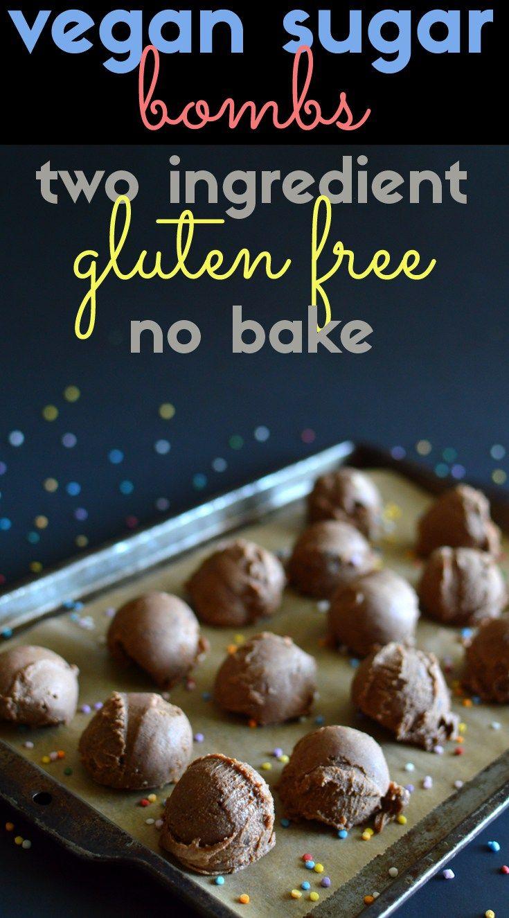4 Vegan Two Ingredient No Bake Desserts Gluten Free Coco Cups Sugar Fudge Bombs Nutella Tootsie Rolls Nutella Mousse Desserts Baking No Bake Desserts