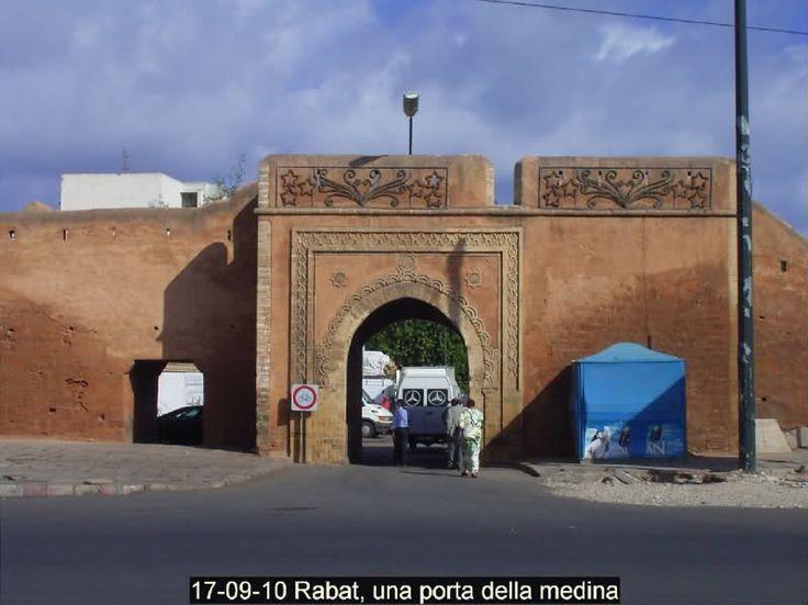 Una Porta della Medina Casablanca Marocco Le meraviglie nascoste del Regno d'occidente