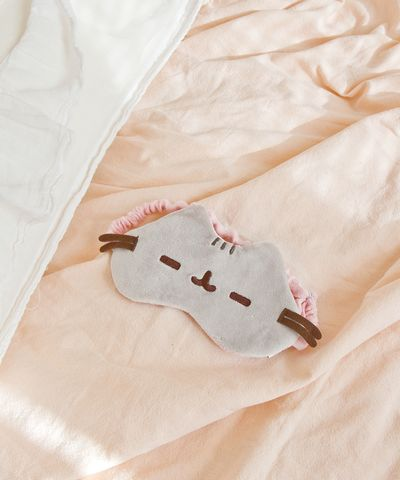 A little Pusheen Sleeping Mask $9.99 @ Chickadee Store! So cute!