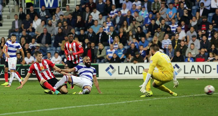 @QPR beats the keeper #9ine