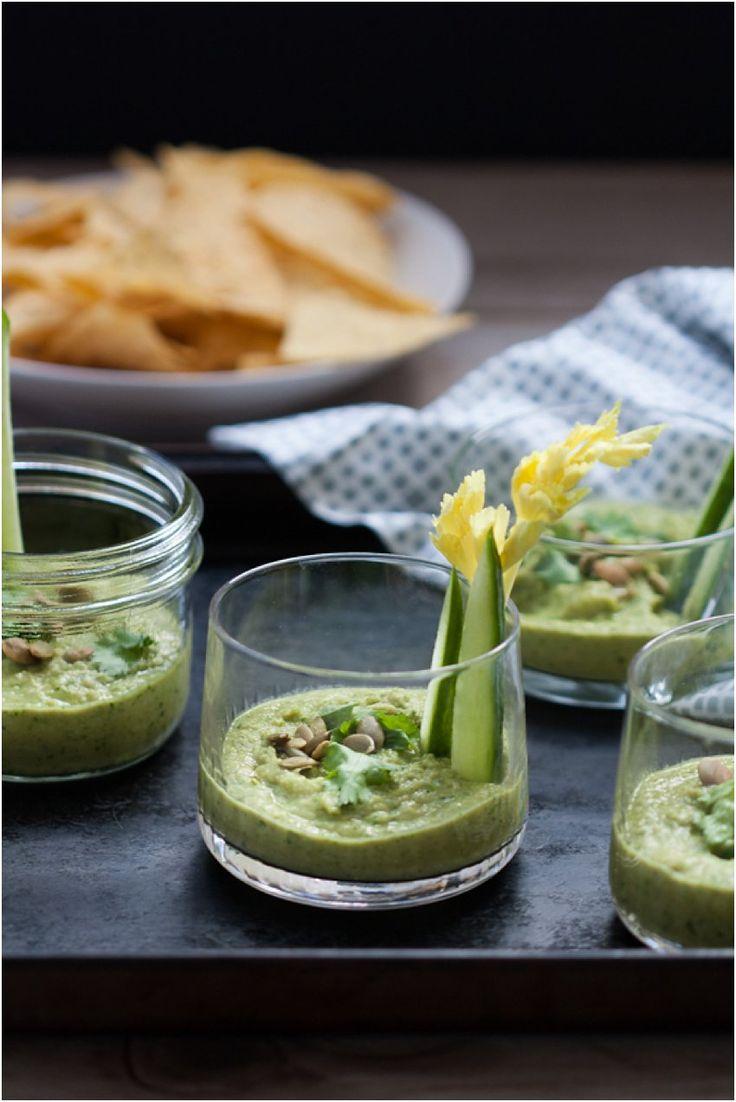#Recipe: Cilantro Jalapeño #Hummus