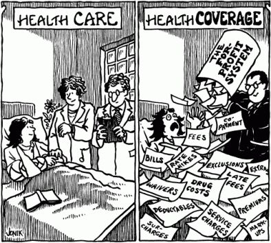 universal, single-payer health care - Google Search