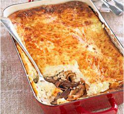Mushroom lasagne - Yahoo! New Zealand Food