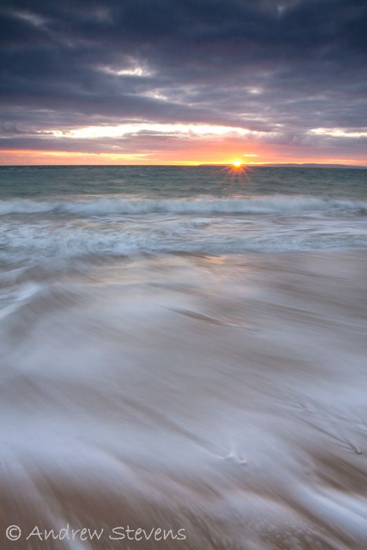 Ebb (asp100-5530) The last frame from a Photography Walk I led at Hengistbury Head.
